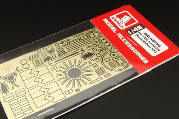 BRL48075   Hs-123 exterior (Esci,Italeri kit) (thumb30563)