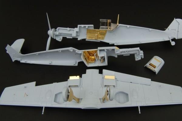 BRL72044   Bf 109E-4 (Airfix) (thumb29876)