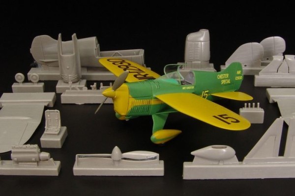 BRS48005   Chester Jeep race plane (thumb30653)