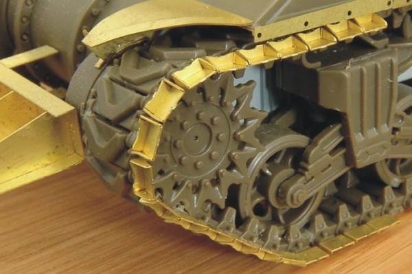 HLH72060   Duckbills for Sherman tracks (thumb29458)