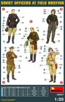 MA35027   Soviet Officers at field briefing (attach1 27227)