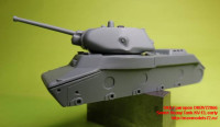 OKBV72066   Soviet Heavy Tank KV-13, early (attach6 27837)