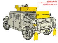 TM7202   U.S.HMMWV M1114 w/GPK turret (attach5 27422)