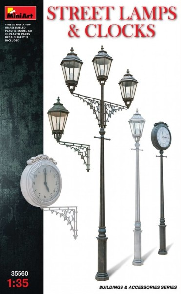 MA35560   Street Lamps & Clocks (thumb26988)