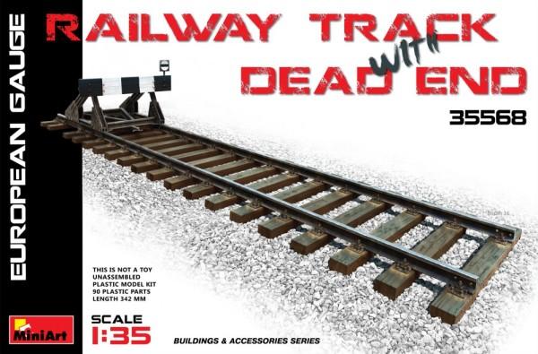 MA35568   Railway track & Dead end (European Gauge) (thumb27016)