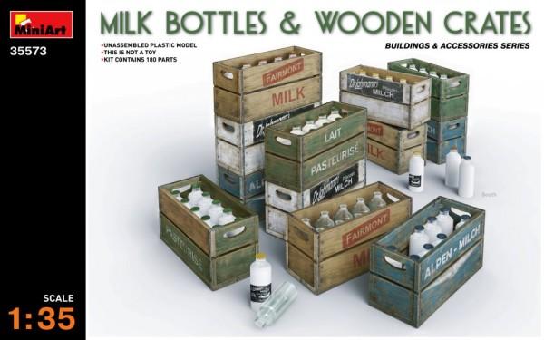 MA35573   Milk bottles & Wooden crates (thumb27033)