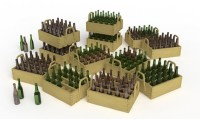 MA35574   Beer Bottles & Wooden Crates (attach3 27038)