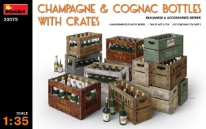 MA35575   Champagne & Cognac bottles w/crates (thumb27043)