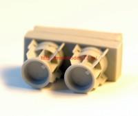 АМС 72027    РБК-500 АО-2,5 РТМ, разовая бомбовая кассета калибра 500 кг (в комплекте две РБК-500). (attach5 37567)