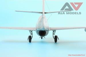 "AAM4802   Yak-23 DC ""Dubla Comanda"" training fighter (attach8 32542)"