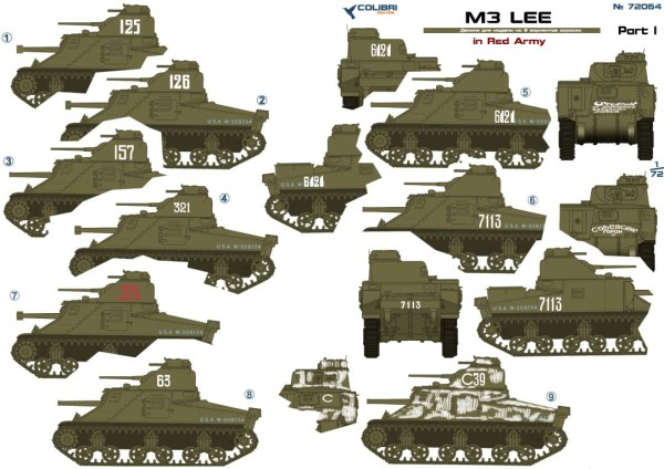 CD72064   M3 Lee in Red Army  Part I (thumb30888)