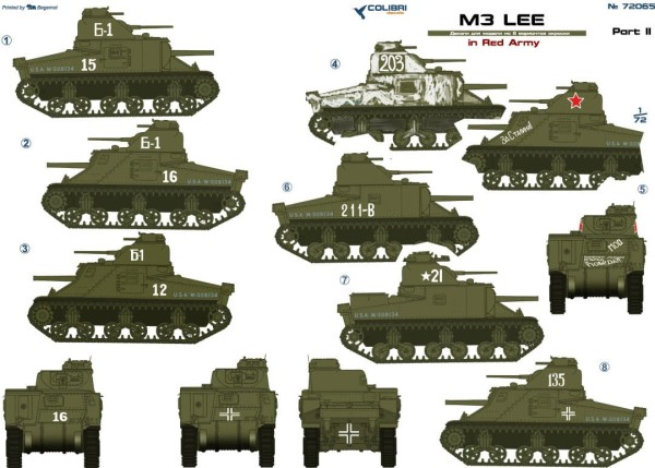 CD72065   M3 Lee in Red Army   Part II (thumb30891)