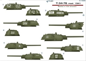 CD72066   T-34-76 model 1941. Part I  Battles in main direction (thumb30894)