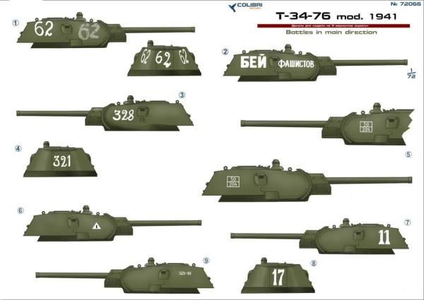 CD72066   T-34-76 model 1941. Part I  Battles in main direction (thumb30894)