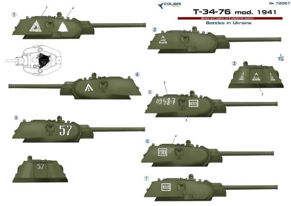 CD72067   T-34-76 model 1941. Part II  Battles in Ukraine (thumb30897)