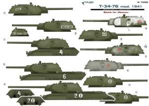 CD72068   T-34-76 model 1941. Part III  Battle for Moscow (thumb30900)