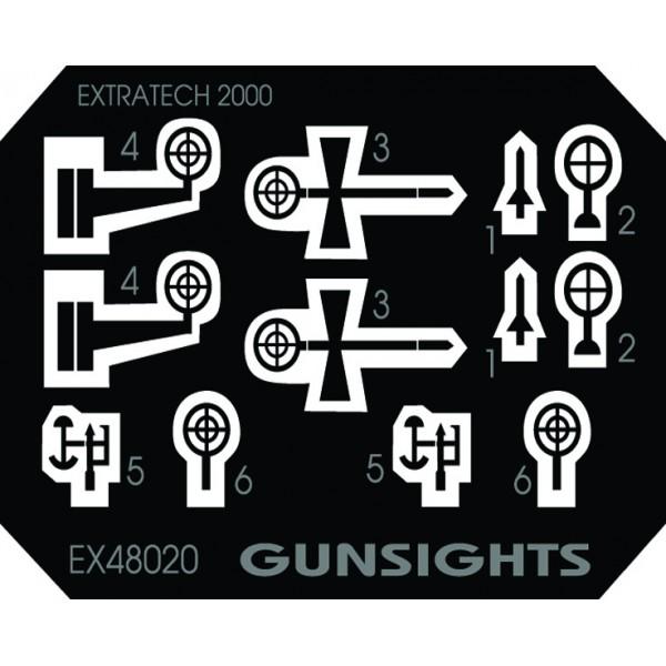 EX48020 GERMAN WW2 GUNSIGHTS (thumb28444)