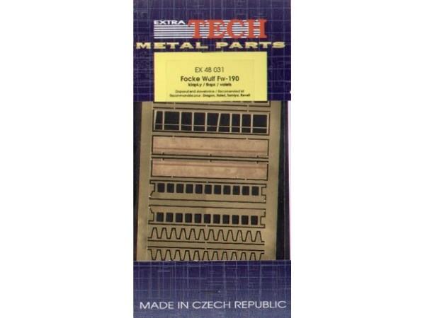 EX48031 FW-190 FLAPS (DRAGON, TAMIYA,REVELL) (thumb28458)