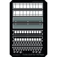 EX48031 FW-190 FLAPS (DRAGON, TAMIYA,REVELL) (attach1 28458)