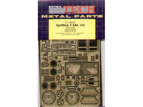 EX48032 SPITFIRE F.VII EXTERIOR (ICM) (thumb28461)