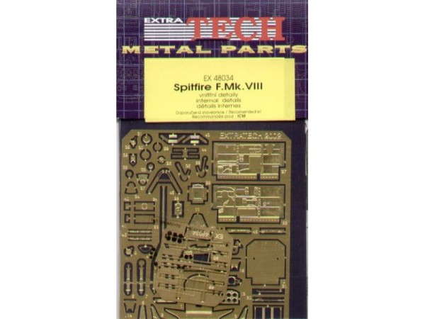EX48034 SPITFIRE F.VIII INTERIOR (ICM) (thumb28467)