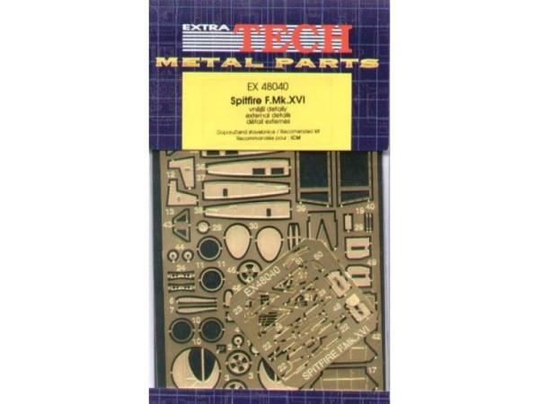 EX48040 SPITFIRE F.XVI EXTERIOR (ICM) (thumb28478)