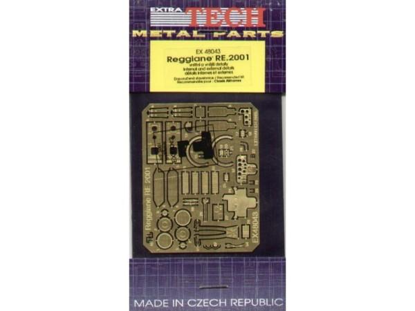 EX48043 REGGIANE RE-2001 (CLASSIC AIRFR.) (thumb28484)