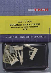 EXB72004 GERMAN TANK CREW (thumb28399)