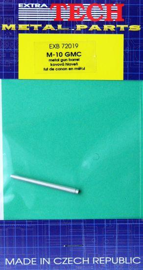 EXB72019 GMC M10 GUN BARREL (thumb28413)