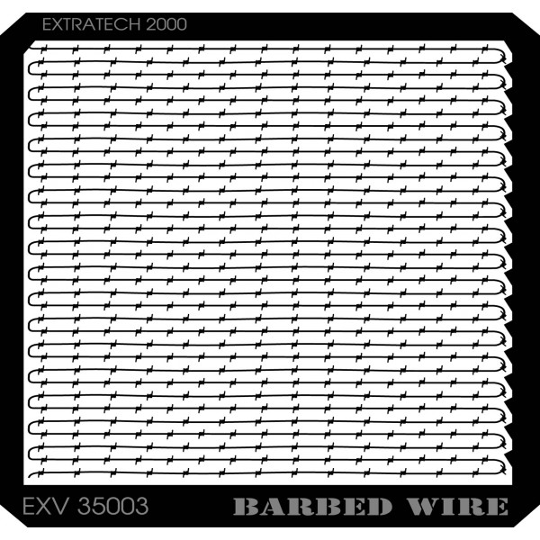 EXV35003 BARBED WIRE (thumb28524)