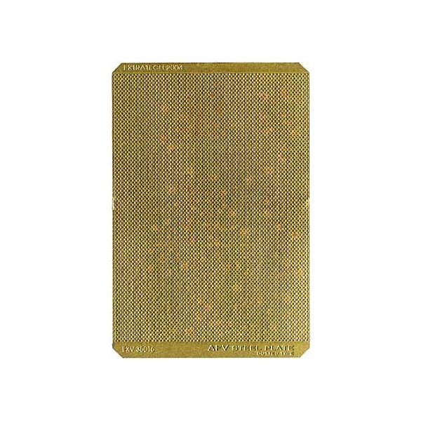 EXV35016 AFV STEEL PLATE - DOTTED TYPE (thumb28546)