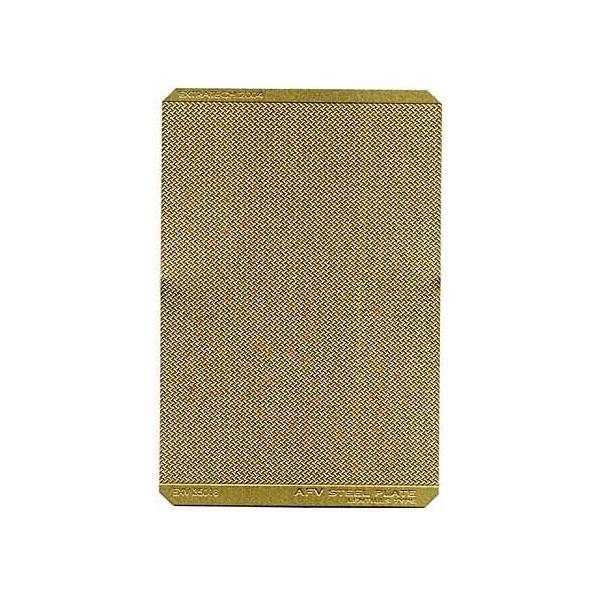 EXV35018 AFV STEEL PLATE - LENTILS TYPE (thumb28550)