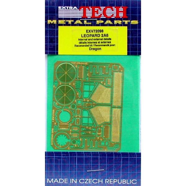 EXV72098 LEOPARD 2A6 (DRAGON) (thumb28389)