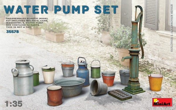 MA35578   Water pump set (thumb27048)