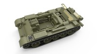 MA37007   T-54-3 Soviet tank, model 1951, Interior kit (attach1 27068)