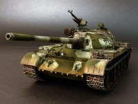 MA37011   T-54B (early prod.) Soviet medium tank. Interior kit (attach3 27082)