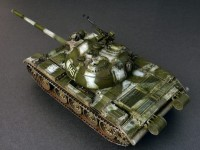 MA37011   T-54B (early prod.) Soviet medium tank. Interior kit (attach4 27082)
