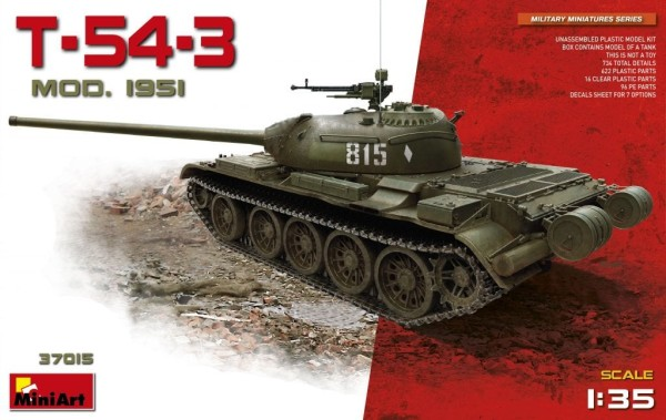 MA37015   T-54-3 Mod. 1951 (thumb27088)