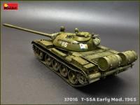 MA37016   T-55A tank, early prod. model 1965  Interior kit (attach3 27096)