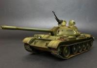 MA37017   T-54A Soviet medium tank (attach4 27102)