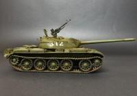 MA37017   T-54A Soviet medium tank (attach5 27102)