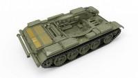 MA37018   T-55 tank, model 1963. Interior kit (attach2 27109)