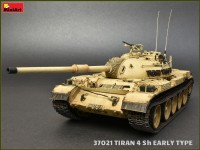 MA37021   Tiran 4 Sh, early type. Interior kit (attach1 27124)