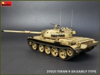 MA37021   Tiran 4 Sh, early type. Interior kit (attach2 27124)