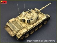 MA37021   Tiran 4 Sh, early type. Interior kit (attach3 27124)