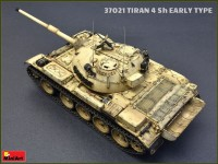 MA37021   Tiran 4 Sh, early type. Interior kit (attach4 27124)