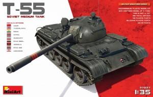 MA37027   T-55 Soviet medium tank (thumb27138)