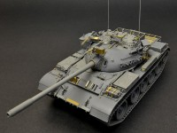 MA37029   Tiran 4 tank, late type. Interior kit (attach1 27146)
