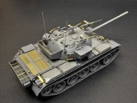 MA37029   Tiran 4 tank, late type. Interior kit (attach3 27146)