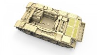 MA37029   Tiran 4 tank, late type. Interior kit (attach5 27146)